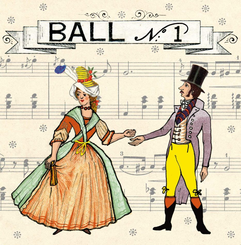 Ball, fest, party